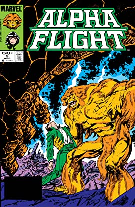 Alpha Flight (1983-1994) #9