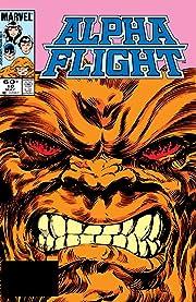 Alpha Flight (1983-1994) #10