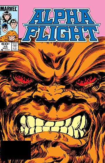 Alpha Flight (1983-1994) #10