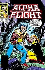 Alpha Flight (1983-1994) #13