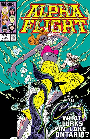Alpha Flight (1983-1994) #14