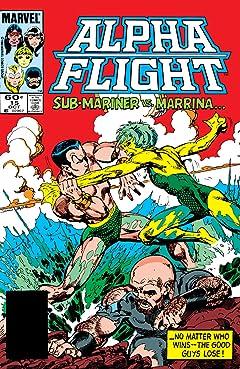Alpha Flight (1983-1994) #15