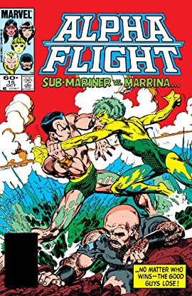 Alpha Flight (1983-1994) #15
