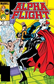 Alpha Flight (1983-1994) #16