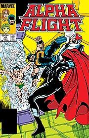 Alpha Flight (1983-1994) #16