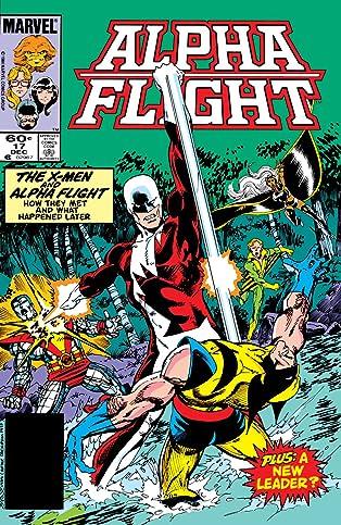 Alpha Flight (1983-1994) #17