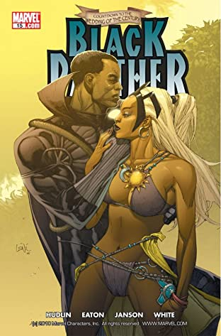 Black Panther (2005-2008) #15
