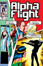 Alpha Flight (1983-1994) #18