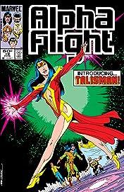 Alpha Flight (1983-1994) #19