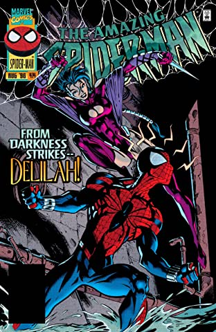 Amazing Spider-Man (1963-1998) #414