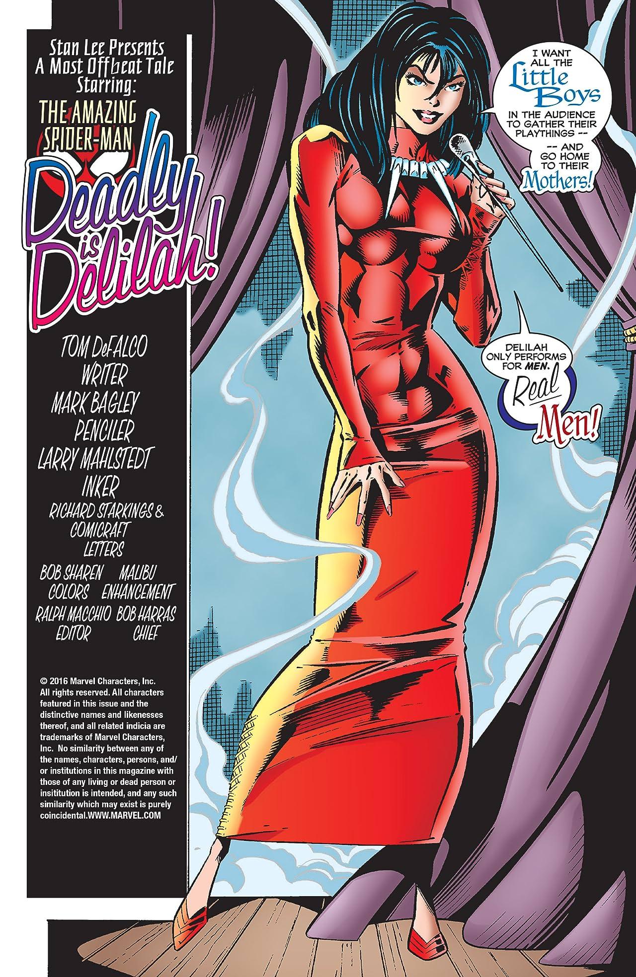 Amazing Spider-Man (1963-1998) #414
