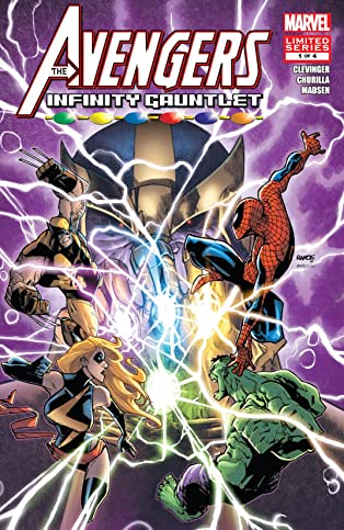 Avengers & The Infinity Gauntlet (2010) #1 (of 4)