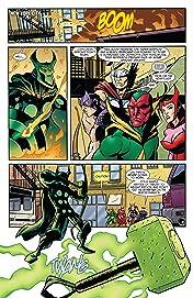 Avengers & The Infinity Gauntlet (2010) #1 (of 4)