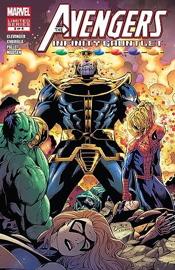Avengers & The Infinity Gauntlet (2010) #2 (of 4)