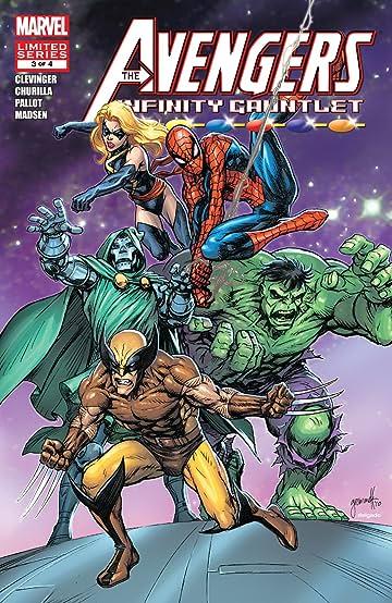 Avengers & The Infinity Gauntlet (2010) #3 (of 4)