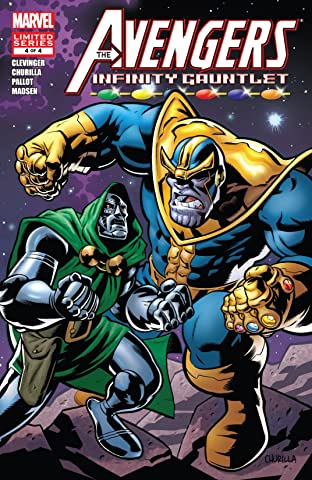 Avengers & The Infinity Gauntlet (2010) No.4 (sur 4)