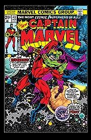 Captain Marvel (1968-1979) #43