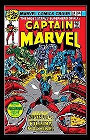 Captain Marvel (1968-1979) #44
