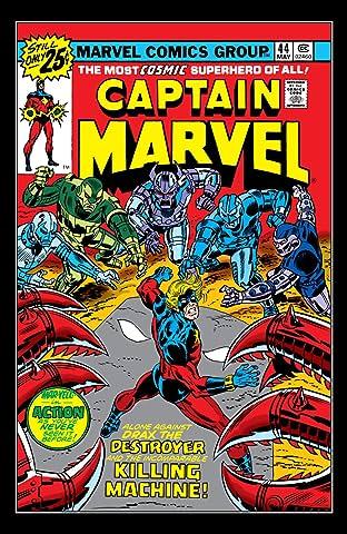Captain Marvel (1968-1979) No.44