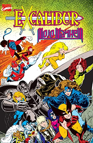 Excalibur: Mojo Mayhem (1990) #1