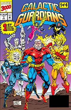 Galactic Guardians (1994) #1 (of 4)