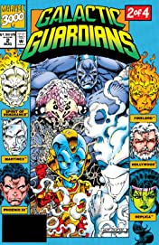 Galactic Guardians (1994) #2 (of 4)