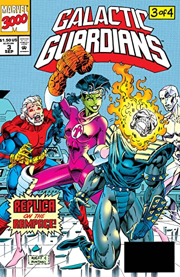 Galactic Guardians (1994) #3 (of 4)