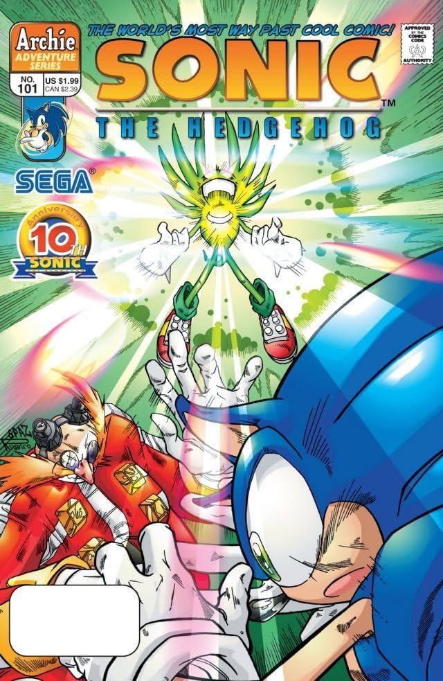 Sonic the Hedgehog #101