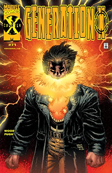 Generation X (1994-2001) #71