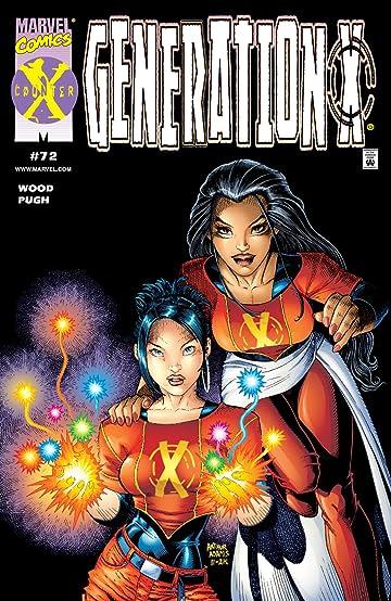 Generation X (1994-2001) #72