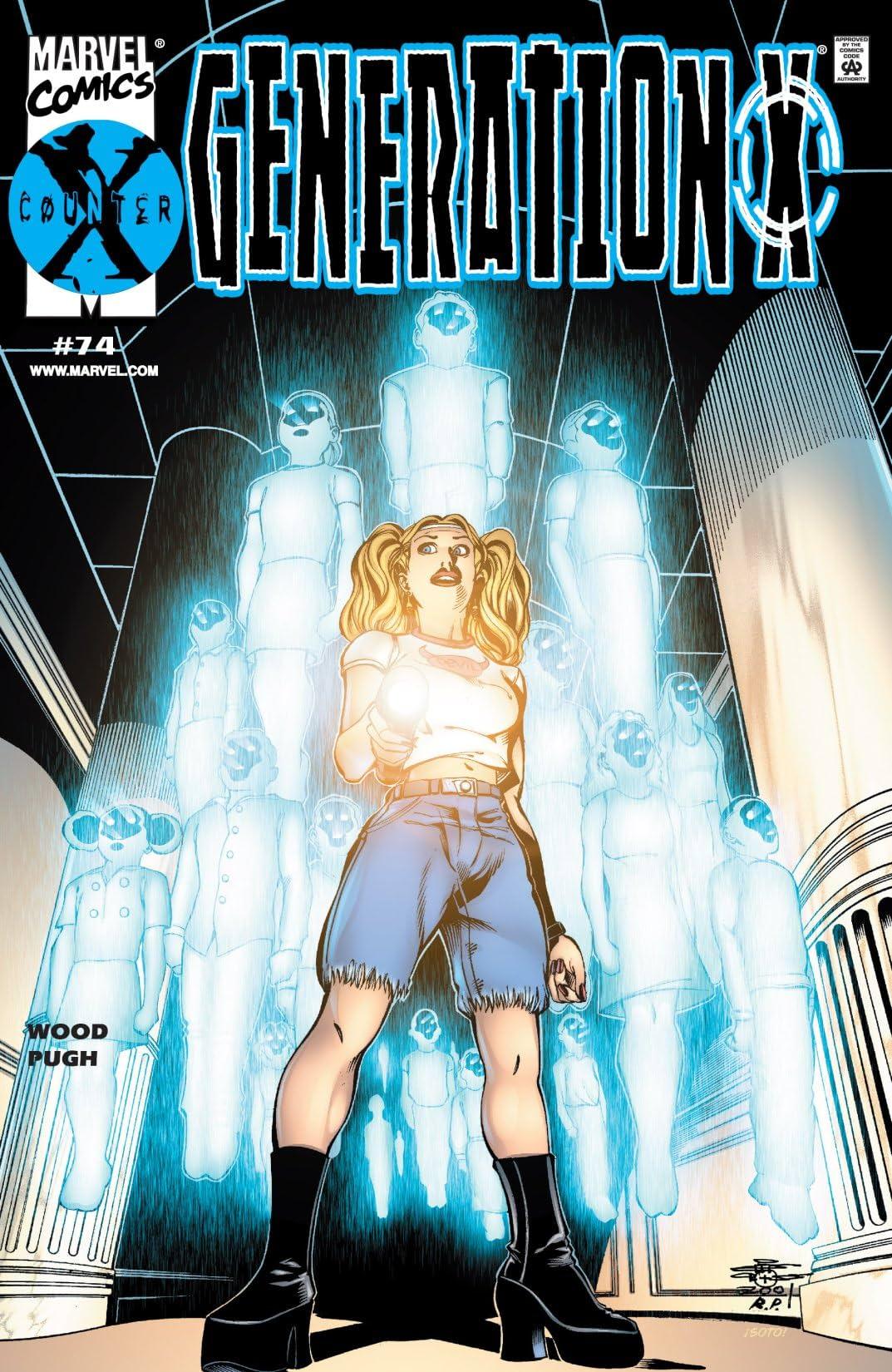 Generation X (1994-2001) #74