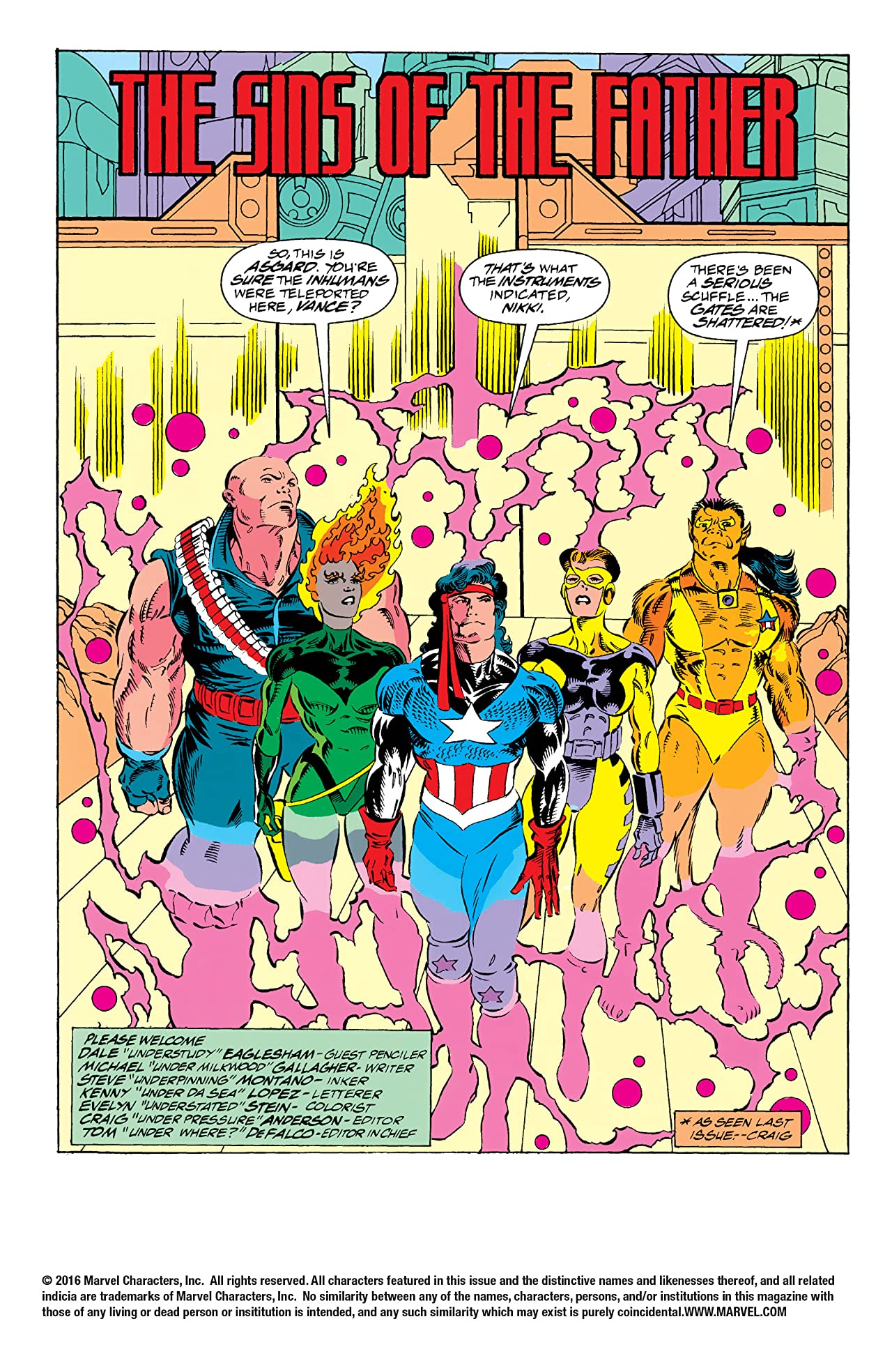 Guardians of the Galaxy (1990-1995) #42