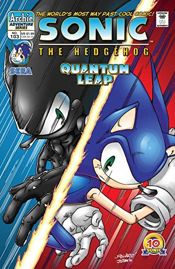 Sonic the Hedgehog #103