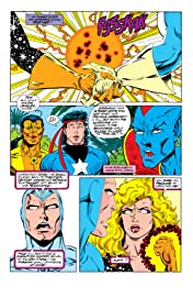 Guardians of the Galaxy (1990-1995) #46