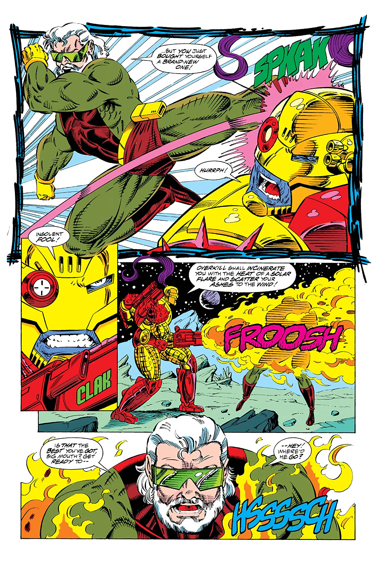 Guardians of the Galaxy (1990-1995) #48