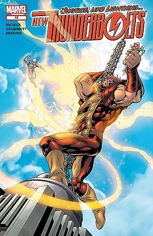 New Thunderbolts (2004-2006) #12