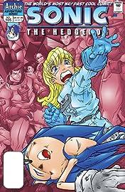 Sonic the Hedgehog #105