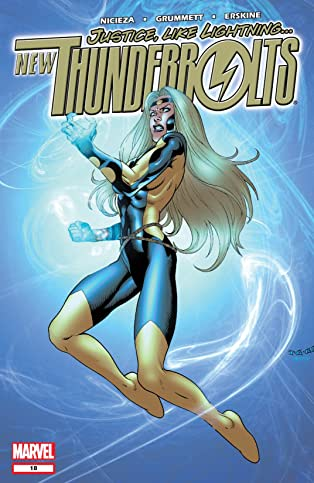 New Thunderbolts (2004-2006) #18