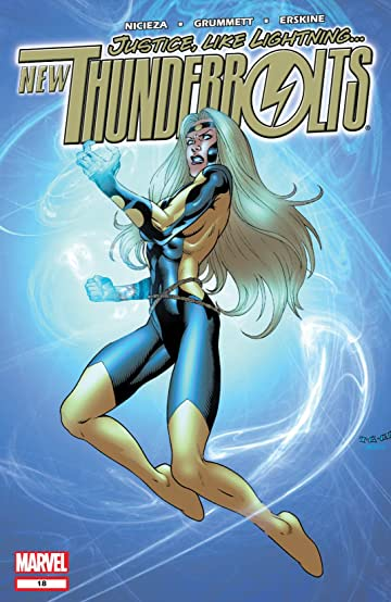 New Thunderbolts (2004-2006) #18