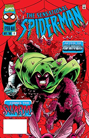 Sensational Spider-Man (1996-1998) #9