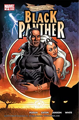 Black Panther (2005-2008) No.17