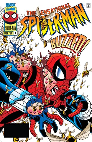 Sensational Spider-Man (1996-1998) #10