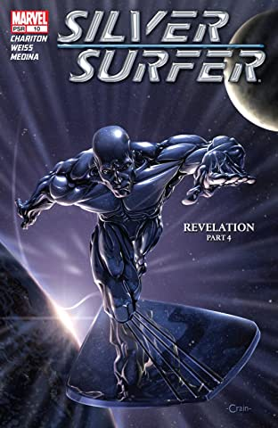 Silver Surfer (2003-2004) #10