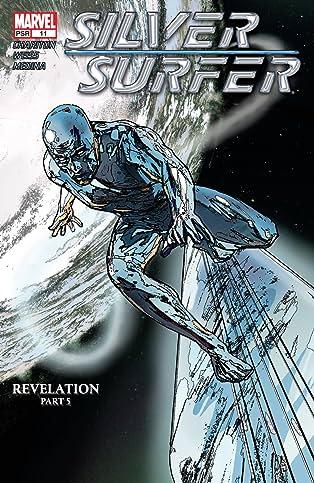 Silver Surfer (2003-2004) #11