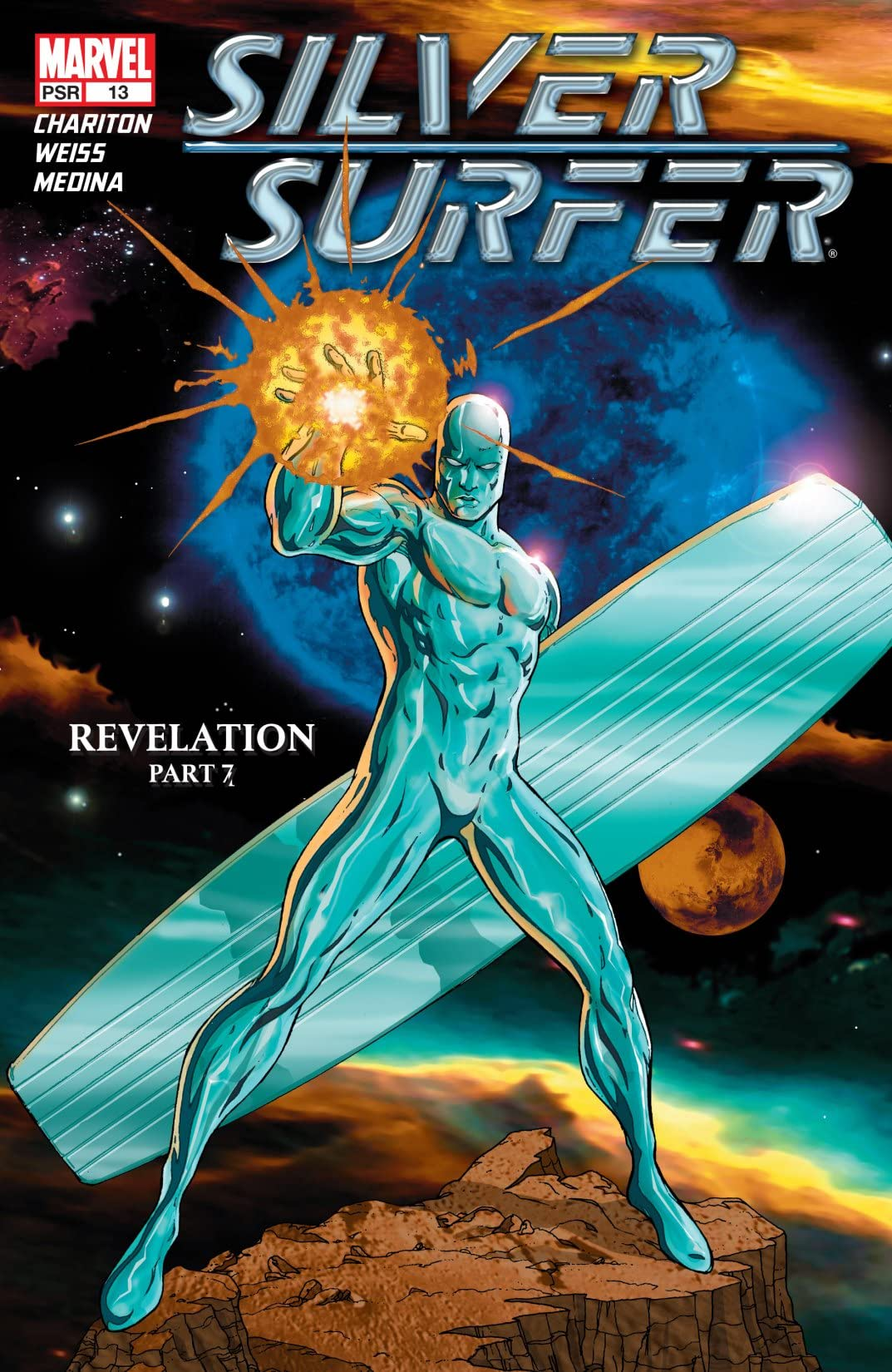 Silver Surfer (2003-2004) #13