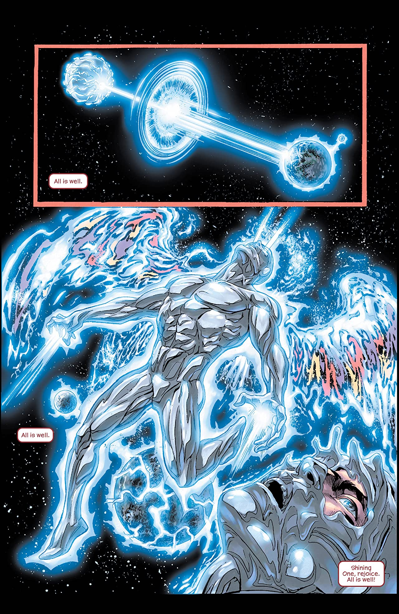 Silver Surfer (2003-2004) #14