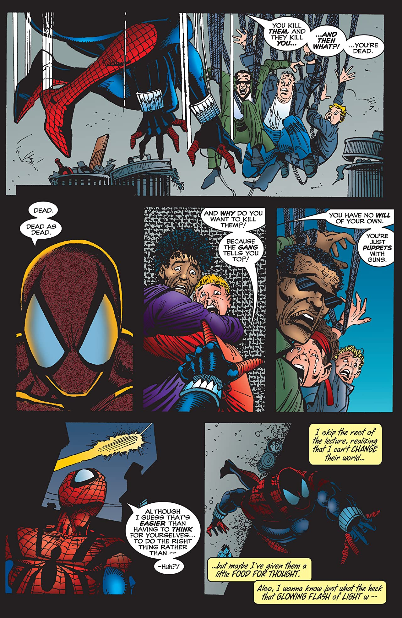 Peter Parker, The Spectacular Spider-Man (1976-1998) #235