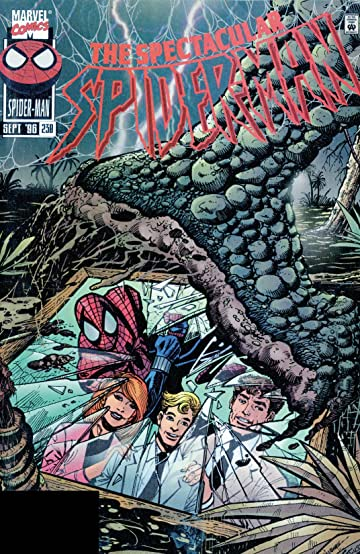 Peter Parker, The Spectacular Spider-Man (1976-1998) #238