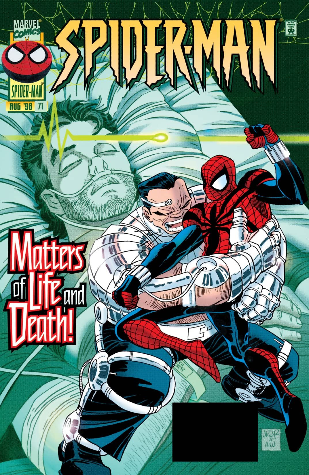 Spider-Man (1990-1998) #71