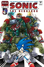 Sonic the Hedgehog #107